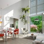 Appartement esprit loft dans la résidence Paris in motion