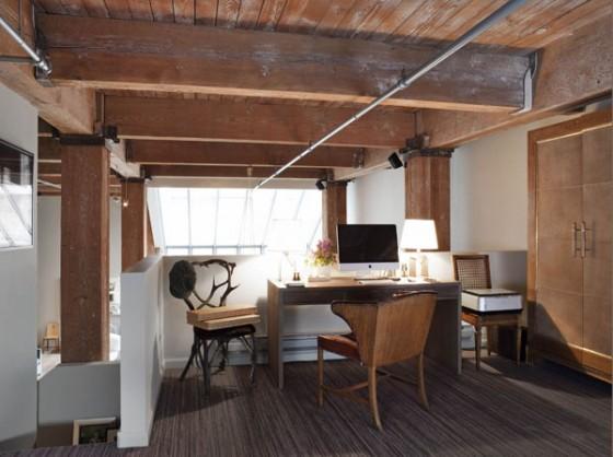 Loft à San Francisco - Bureau
