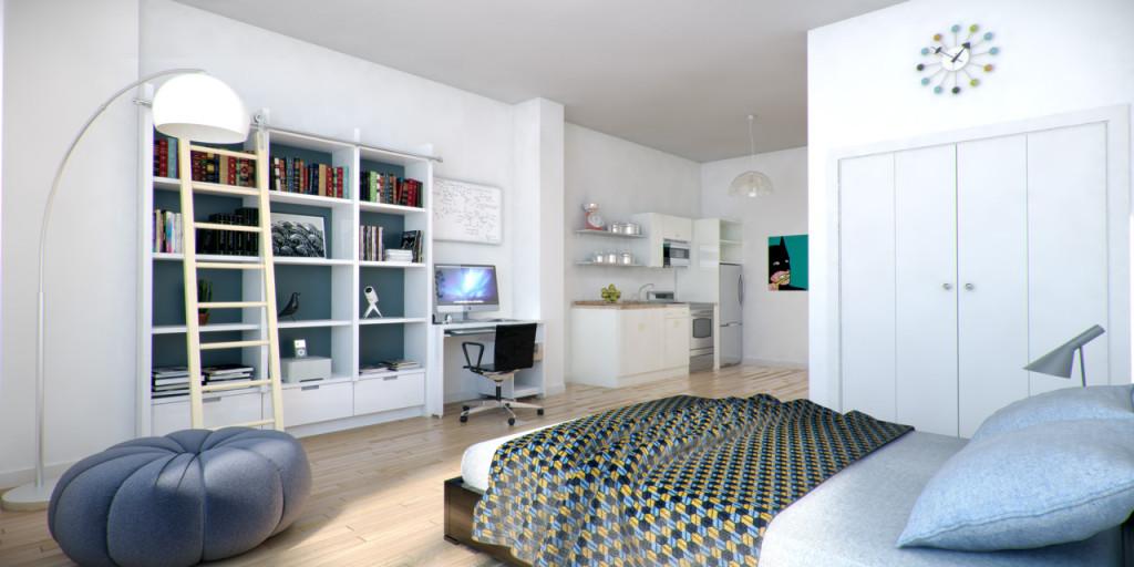 Lofts at 7 : Des lofts tout neufs à louer au coeur de San Francisco