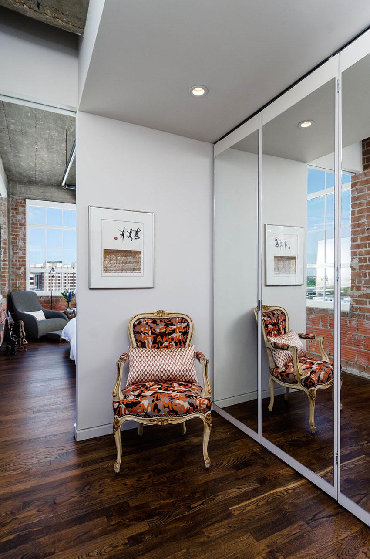 Loft à Houston par CONTENT architecture – dressing