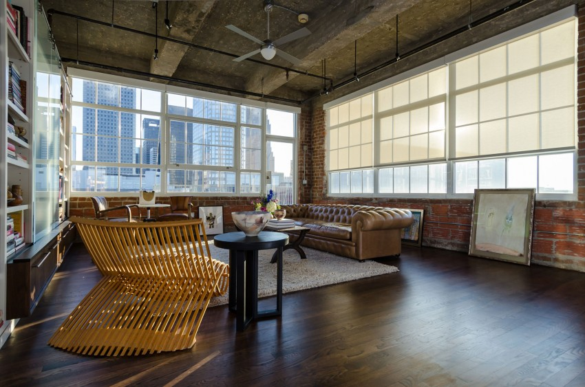 Loft à Houston par CONTENT architecture
