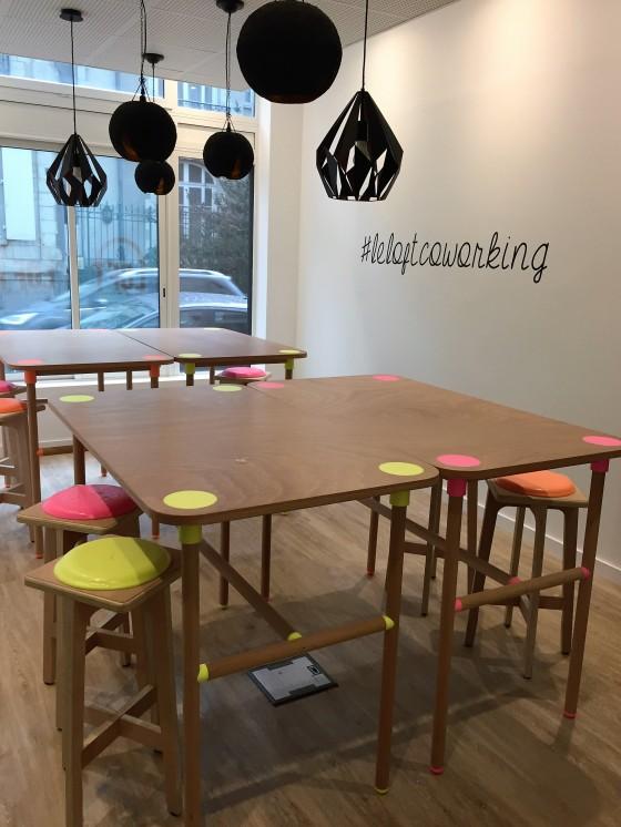 Loft coworking - espace de reunion calme