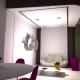 Relooking design d'un studio de 25m2 par Delphine Maumot