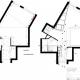 Plan du studio de 25m2 rénové par Delphine Maumot