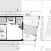 Plan d'une villa triplex style années 30