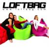 Loftbag, le coussin géant tendance loft