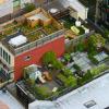 Un loft sur le toit avec terrasse