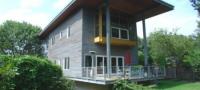 Immense maison loft au milieu des bois