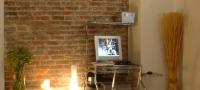 Un mini loft esprit New-Yorkais à Paris