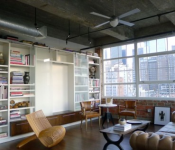 Loft industriel à Houston au Texas par Content architecture