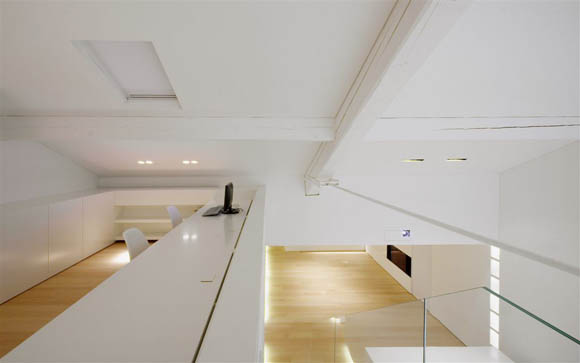 attic conversion ideas ireland - o loft – bureau en sous pente